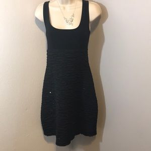 "Dots ""little black dress"""